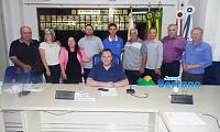 Presidente da União dos Vereadores do Brasil esteve em Barros Cassal