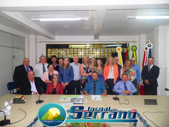 Inaugurada a Sala do Espaço Cidadão da Câmara de Barros Cassal