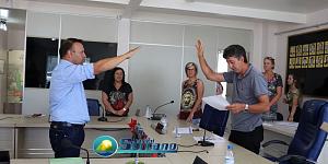Suplente Itamar Vieira Batista é empossado como vereador