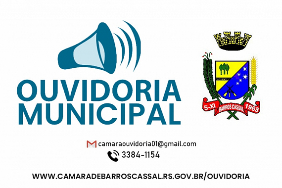 Ouvidoria da Câmara de Barros Cassal se aproxima com a comunidade