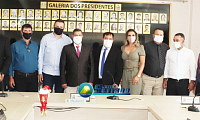 Prefeito, vice, vereadores e suplentes de Barros Cassal são diplomados