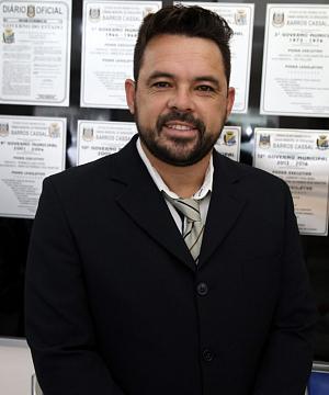 Valdinei Eberton Borges Correia - PSB